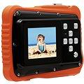Rollei Sportsline 65 černo-oranžový