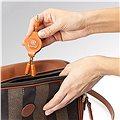 RETRAK audio sluchátkový rozbočovač 0.9m oranžový
