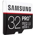 Samsung micro SDHC 32GB PRO Plus Class 10 UHS-I + SD adaptér