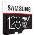 Samsung micro SDXC 128GB PRO Plus + SD adaptér