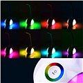 Solight stolní lampička stmívatelná 6W, bílá