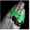 SoundMAGIC ES18 černo-zelená