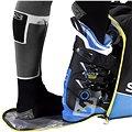 Salomon Extend Gear Bag black / process Blue / white