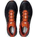 Salomon Sonic pro black/black/tomato red UK 8,5