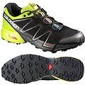 Salomon Speedcross vario Black/gecko green/cld 11,5