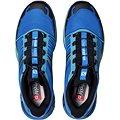 Salomon Wings PRO 2 Bright blue/black/tonic gree 9,5