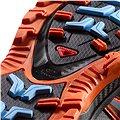Salomon XA PRO 3D GTX® Black/rd/blue line 9