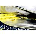 Salming Pro tour Toolbag NavyBlue/Yellow