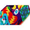 """Street Surfing Cruiser Kicktail 28"""" Comics - artist series"""