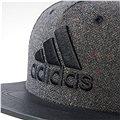 Adidas  Flat Brim Grey/Black Youth