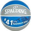 Spalding NBA player ball Dirk Nowitzki vel. 7