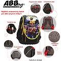 Anatomický batoh Abb Set - Disney Auta