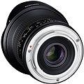 Samyang 12mm F2.8 Sony