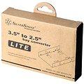 "SilverStone SDP08-Lite pro 2x 2.5"" HDD"