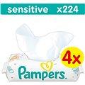 PAMPERS Sensitive (4 x 56 ks)