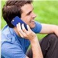 Vest Anti-Radiation pro iPhone 6 a iPhone 6S modrý