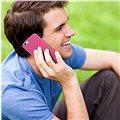 Vest Anti-Radiation pro iPhone 6 a iPhone 6S růžový