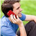 Vest Anti-Radiation pro iPhone 6 a iPhone 6S červený