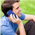 Vest Anti-Radiation pro iPhone 6 Plus a iPhone 6S Plus modrý