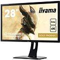 """28"""" iiyama G-Master Gold Phoenix GB2888UHSU-B1"""
