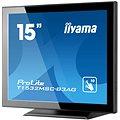 "15"" iiyama ProLite T1532MSC-B3AG Touchscreen černý"