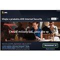 AVG Internet Security pro 1 počítač na 12 měsíců