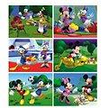 Dino Dřevěné puzzle Mickey Mouse