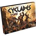Cyclades rozšíření Titans