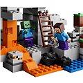 LEGO Minecraft 21113 Jeskyně