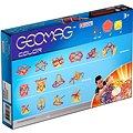Geomag - Kids Color 64 dílků
