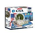 4D City - Puzzle USA