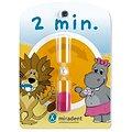 MIRADENT  Přesýpací hodiny pro měření doby čištění zubů