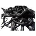 Inteligentní plastelína - Šedý kov - Grafitová (metalická)