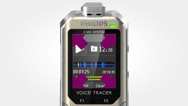 Philips DVT8000 stříbrný