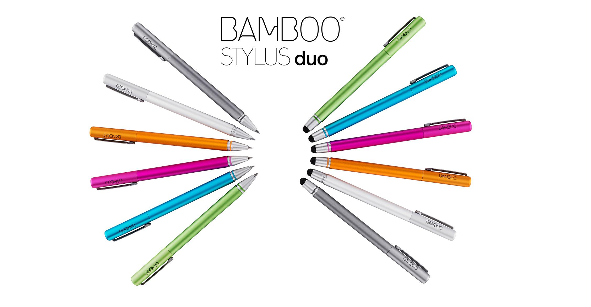 Stylus Wacom Bamboo Stylus Duo3