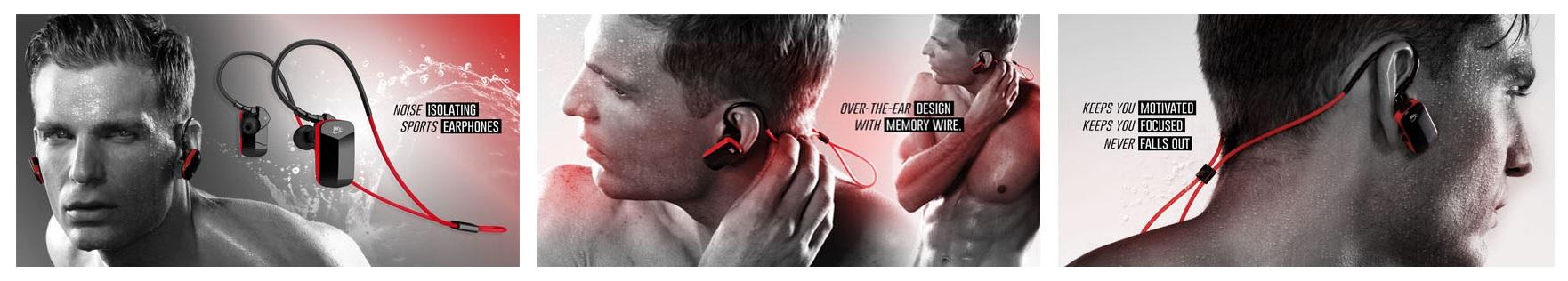 Sluchátka s mikrofonem MEElectronics X6