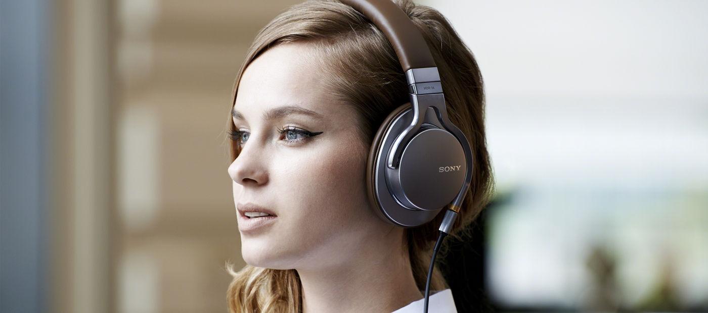 Sluchátka Sony MDR-1AB
