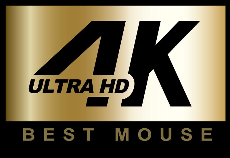 myš podporuje 4K monitory