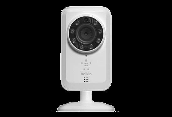 Belkin WeMo IP NetCam Wireless Night Vision