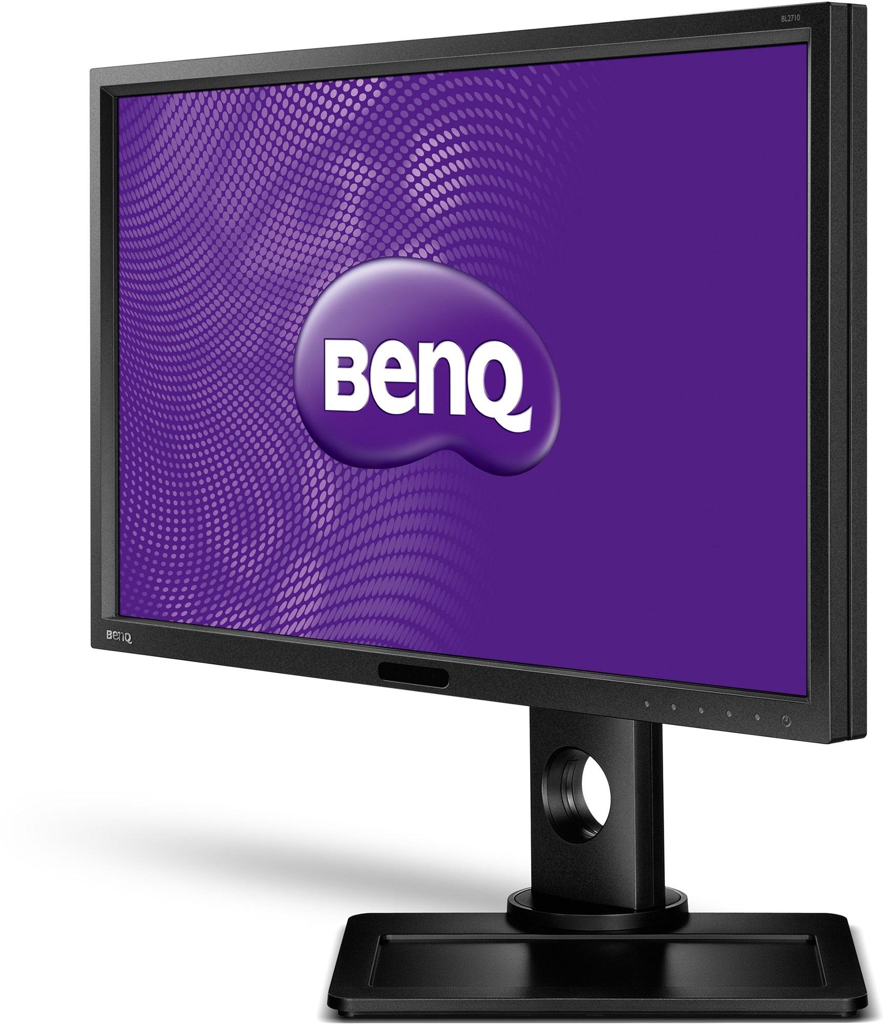 Monitor se skvělými barvami vybavený panelem IPS a technologií 100% sRGB