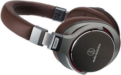 Sluchátka s mikrofonem Audio-technica ATH-MSR7GM