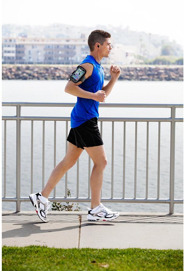 Sportujte pohodlně s vaším iPhonem
