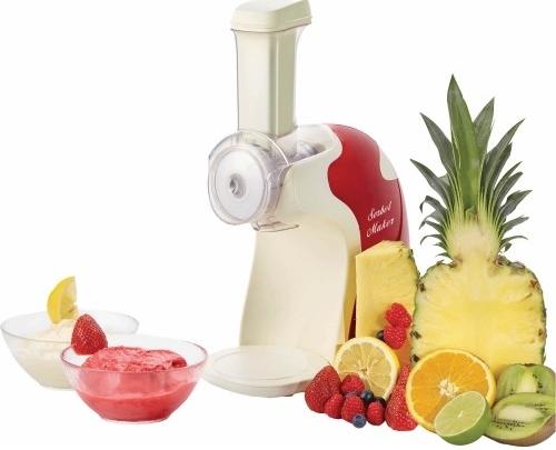 Připravte namražené ovoce a sorbet bude pochoutka