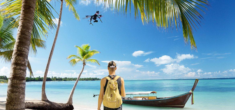 S dronem získáte zcela nový pohled na svět