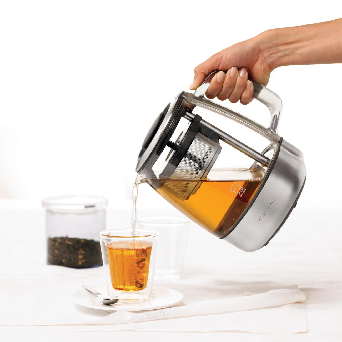 Pro milovníky čajů