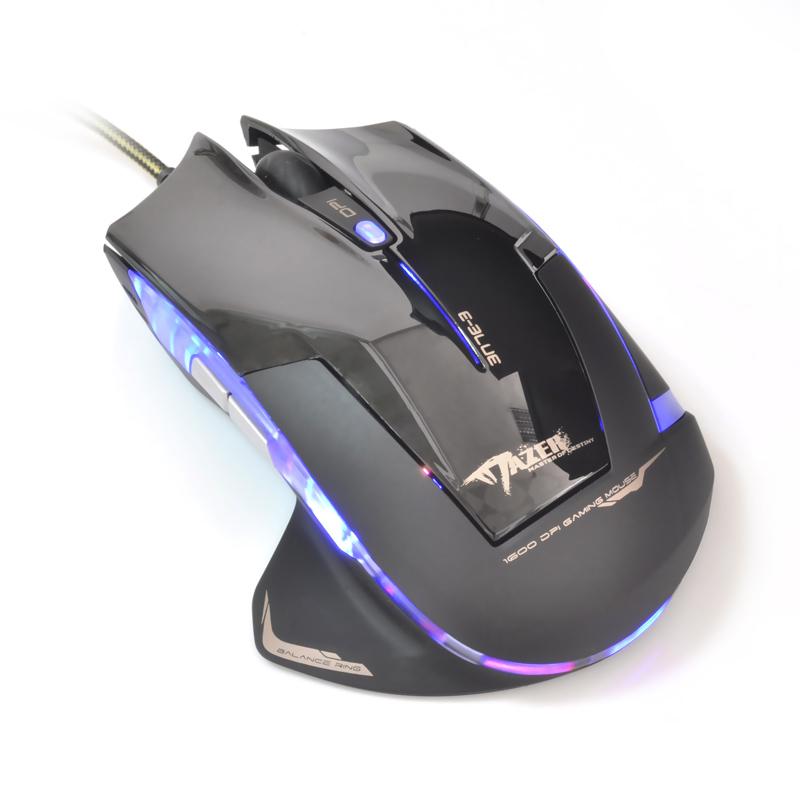 E-Blue Mazer R Black