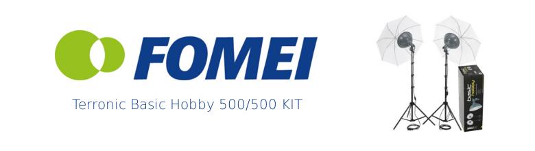 Terronic Basic Hobby 500/500 KIT