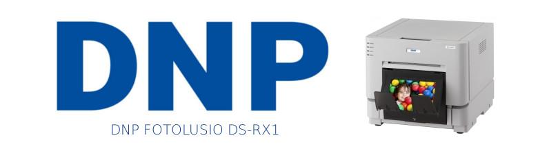 Termosublimační tiskárna DNP FOTOLUSIO DS-RX1