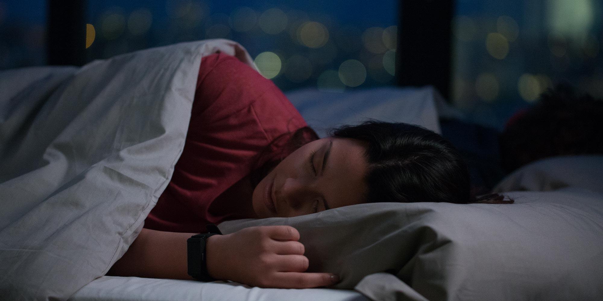 Informace o vašem spánku