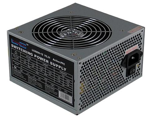 Ventilátor s průměrem 120 mm